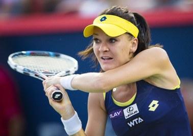 Agnieszka Radwańska pierwszy raz w finale Rogers Cup!