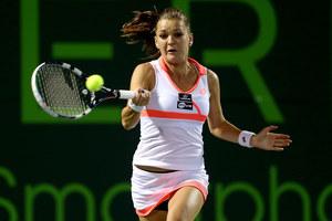 Agnieszka Radwańska pokonała Kirsten Flipkens w 1/4 finału w Miami