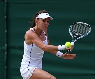 Agnieszka Radwańska przegrała z Garbine Muguruzą w półfinale Wimbledonu