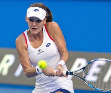 Agnieszka Radwańska przegrała z Muguruzą w Sydney