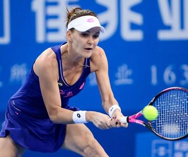 Agnieszka Radwańska rozstawiona z numerem trzecim w Australian Open