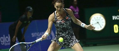 Agnieszka Radwańska szósty raz z rzędu ulubioną tenisistką w głosowaniu fanów