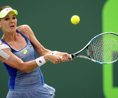 Agnieszka Radwańska - Timea Bacsinszky 6-2, 4-6, 2-6, porażka Williams w IV rundzie WTA w Miami