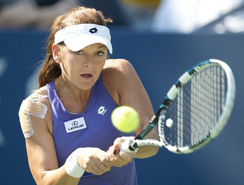 Agnieszka Radwańska to druga tenisistka rankingu WTA /AFP