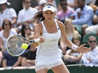 Agnieszka Radwańska w ćwierćfinale Wimbledonu
