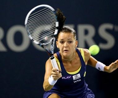 Agnieszka Radwańska wygrała z Azarenką i zagra o finał turnieju w Montrealu