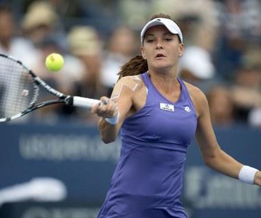 Agnieszka Radwańska wygrała z Jeleną Jankovic w Tokio