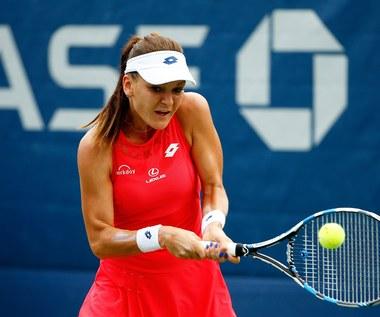Agnieszka Radwańska wygrała z Magdą Linette w II rundzie US Open
