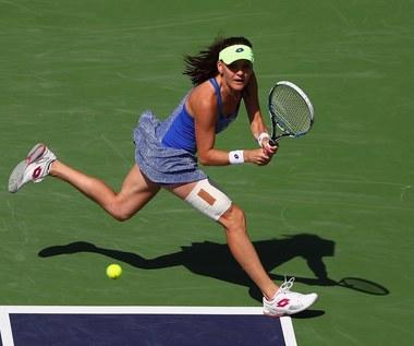 Agnieszka Radwańska wygrała z Petrą Kvitovą w Indian Wells