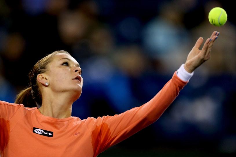 Agnieszka Radwańska /Matthew Stockman /Getty Images