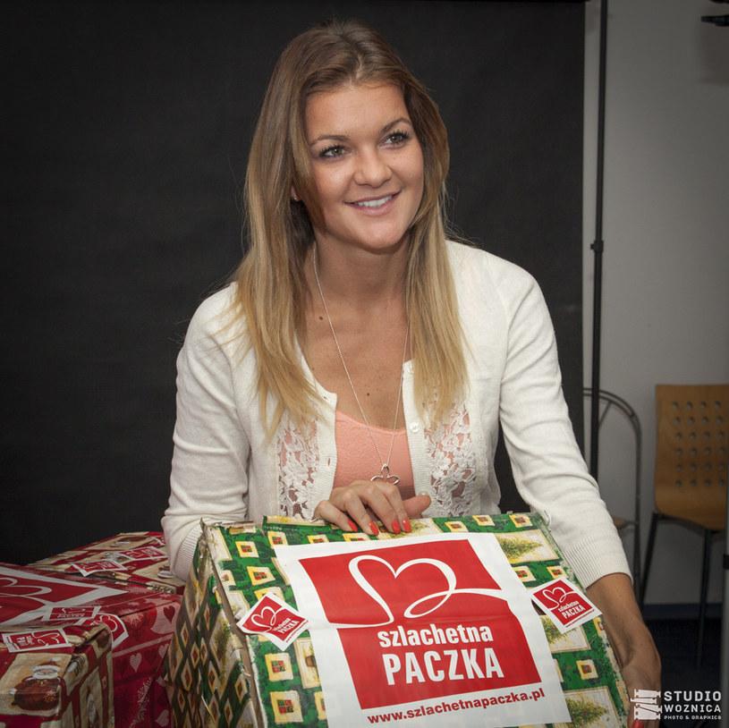 Agnieszka Radwańska /materiały promocyjne