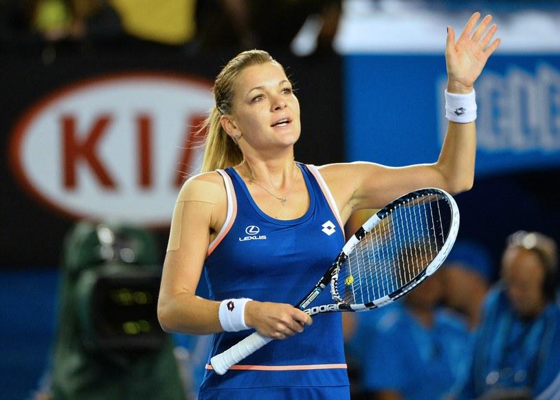 Agnieszka Radwańska awansowała do ćwierćfinału turnieju