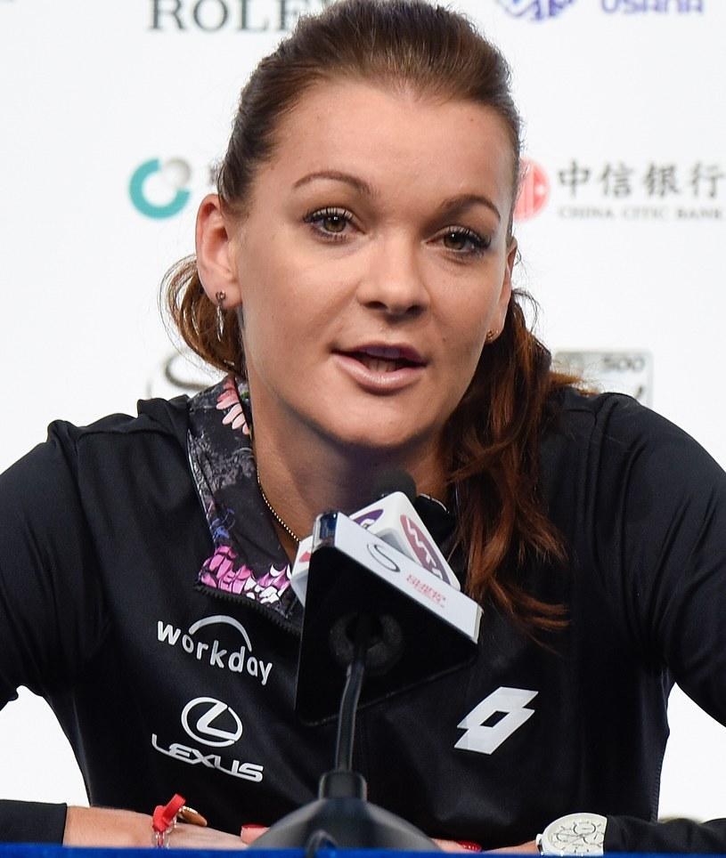 Agnieszka Radwańska /Etienne Oliveau /Getty Images