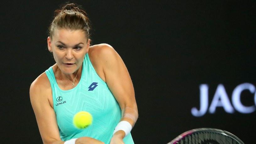 Agnieszka Radwańska /Getty Images