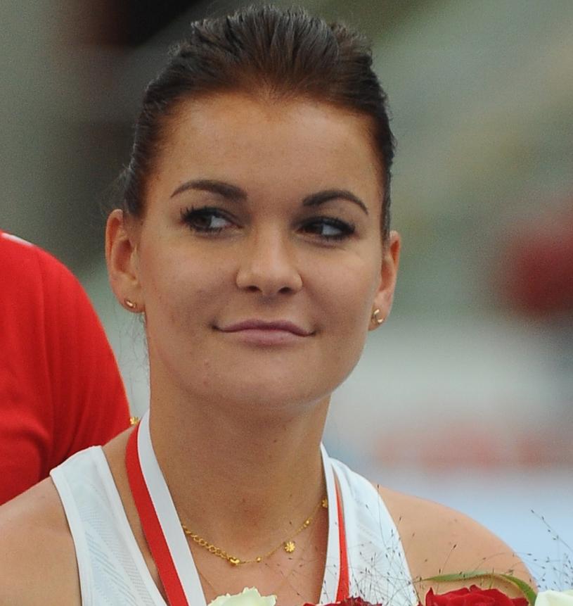 Agnieszka Radwańska /Piotr Andrzejczak /MWMedia