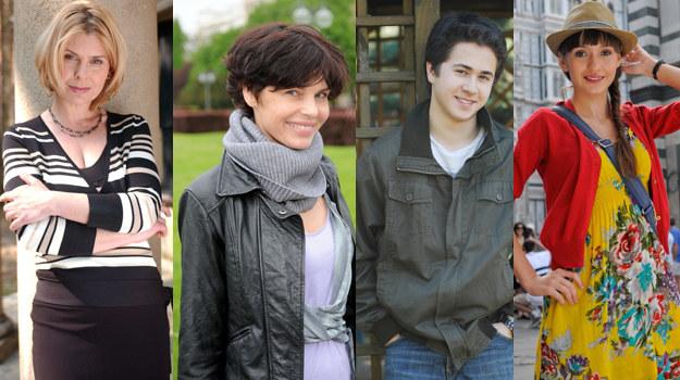 Agnieszka Robótka-Michalska, Renata Gabryjelska, Sergiusz Żymełka, Joanna Osyda /  /Agencja W. Impact