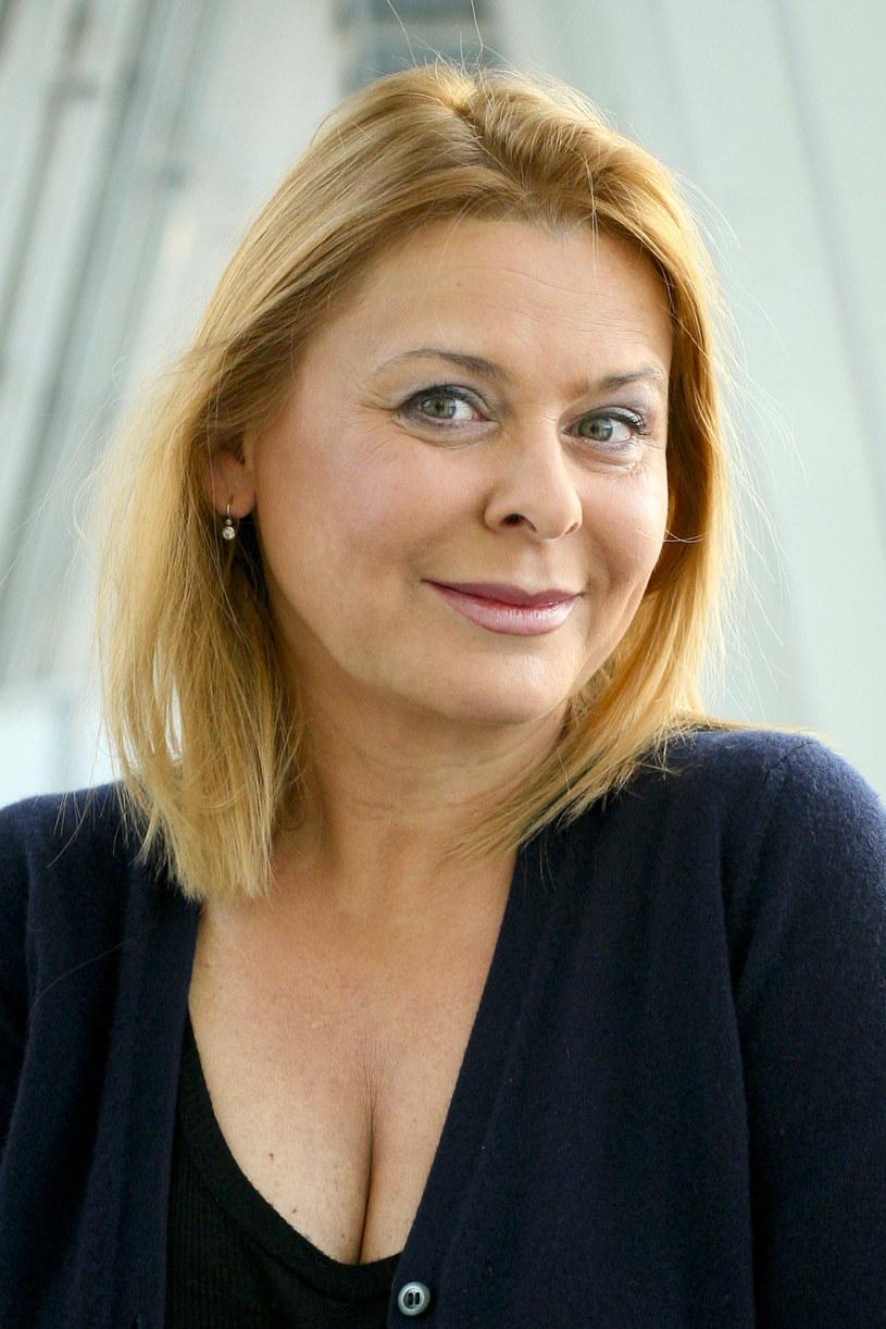 Agnieszka Robótka-Michalska /Krzysztof Kuczyk /Agencja FORUM