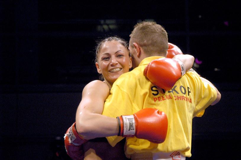 Agnieszka Rylik, 2004 r. /Niemiec /AKPA