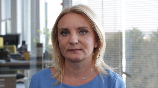 Agnieszka Ścigaj może zostać ukarana za pracę w ośrodku pomocy społecznej /RMF FM