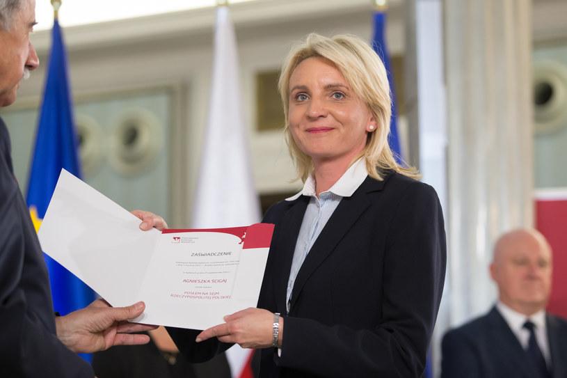 Agnieszka Ścigaj /Krystian Maj /Agencja FORUM