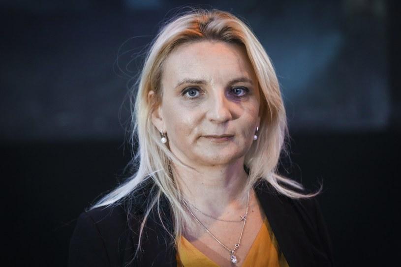 Agnieszka Ścigaj /Beata Zawrzel /Reporter