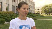 Agnieszka Sienkiewicz opiekuje się porzuconymi niemowlętami