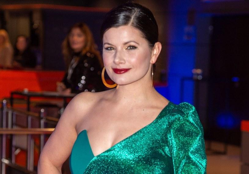 Agnieszka Sienkiewicz występuje w wielu znanych polskich serialach /Artur Zawadzki /East News