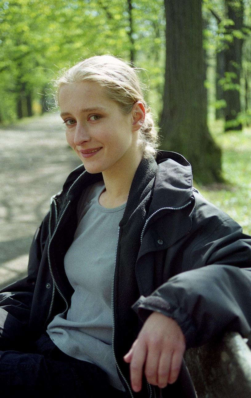 Agnieszka Sitek w 1999 roku /Marek Szymański /Reporter