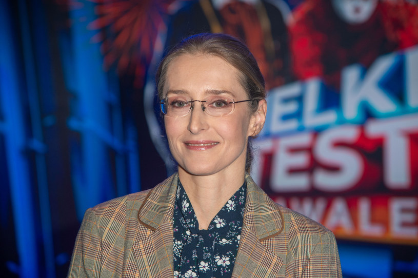 Agnieszka Sitek w styczniu 2020 roku /Artur Zawadzki /Reporter