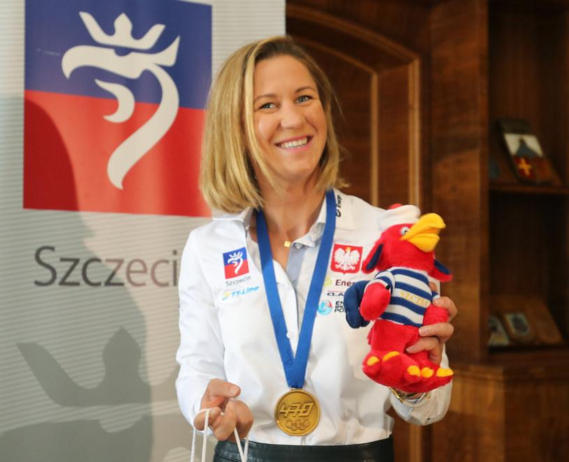 Agnieszka Skrzypulec /ANDRZEJ SZKOCKI/POLSKA PRESS /East News