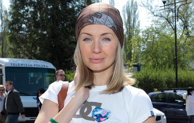 Agnieszka Szulim, fot. Paweł Przybyszewski  /MWMedia
