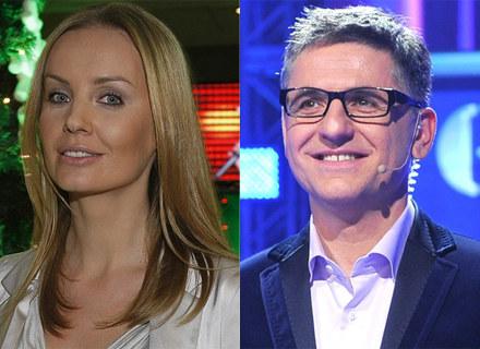 Agnieszka Szulim i Roman Czejarek /AKPA