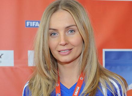 """Agnieszka Szulim """"na sportowo"""" / fot. Paweł Przybyszewski /MWMedia"""
