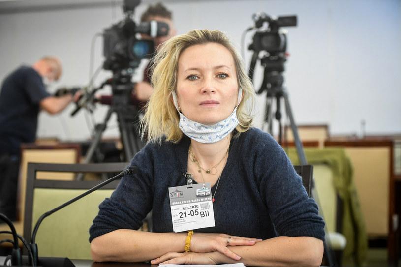 Agnieszka Szydłowska /Jacek Domiński /Reporter