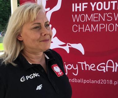 Agnieszka Truszyńska przed startem MŚ U-18 w Kielcach. Wideo
