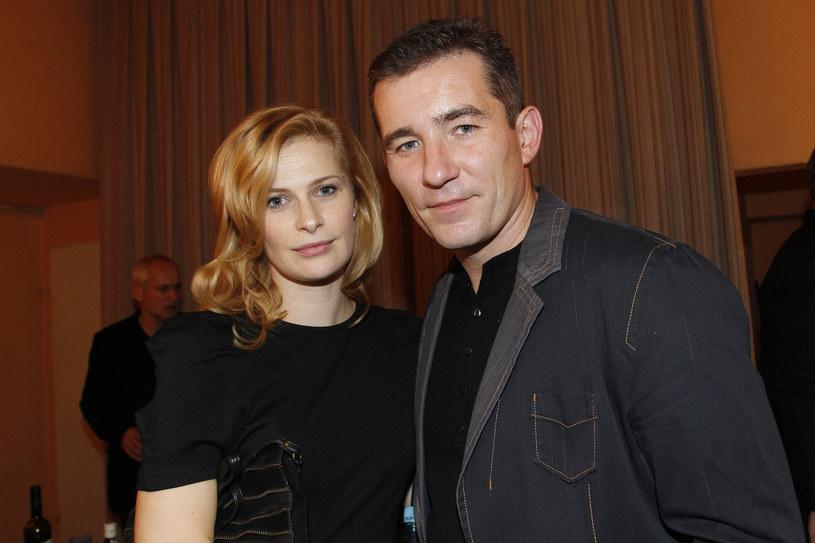 Agnieszka Warchulska i Przemysław Sadowski /Engelbecht /AKPA