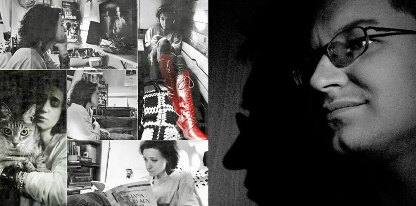 Agnieszka Warszawa i Marek Stankiewicz - zdjęcia z archiwum prywatnego bohaterów reportażu/ fot. Michał Awin, Marek Stankiewicz /materiał zewnętrzny