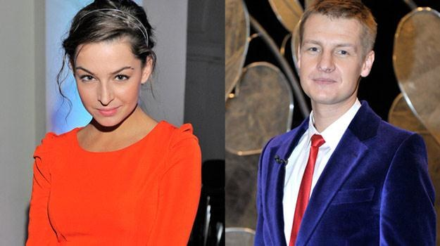 """Agnieszka Więdłocha i Rafał Mroczek to obecnie najgorętsza para w serialu """"M jak miłośc"""" /AKPA"""