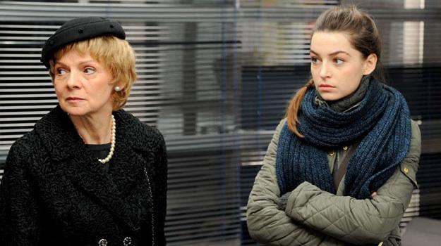 Agnieszka Więdłocha (po prawej) i Ewa Wencel /Agencja W. Impact