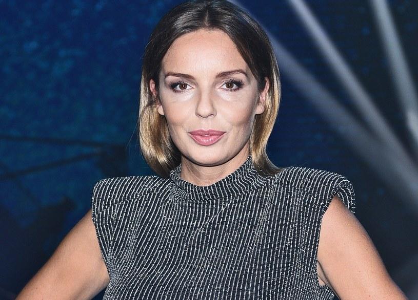 Agnieszka Włodarczyk 26 lat temu była finalistką konkursu Miss Polski Nastolatek /MWMedia
