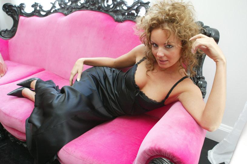 Agnieszka Włodarczyk w 2006 roku /AKPA