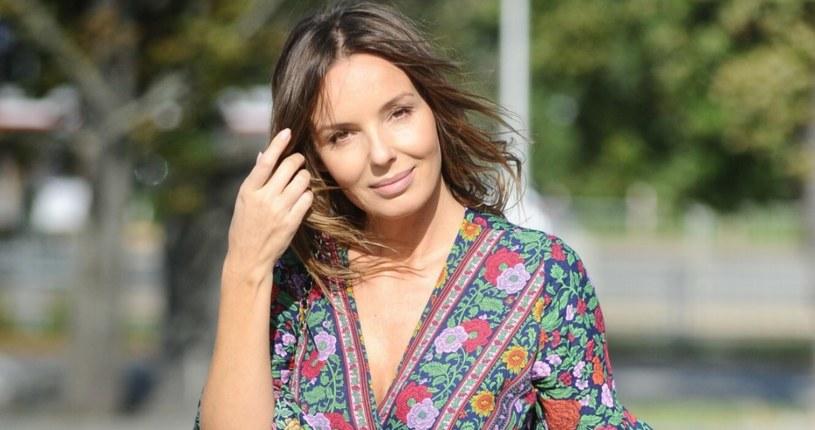 Agnieszka Włodarczyk wyjechała na wakacje z rodziną /VIPHOTO /East News