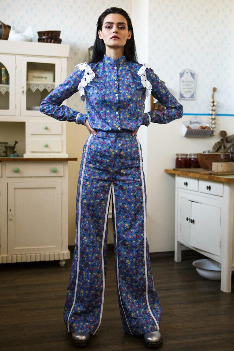 Agnieszka Wolnica pracuje w duchu mody zrównoważonej i slow fashion /Getty Images
