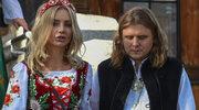 Agnieszka Woźniak-Starak i jej milioner wzbudzili sensację na ślubie Krupińskiej! Przesada?
