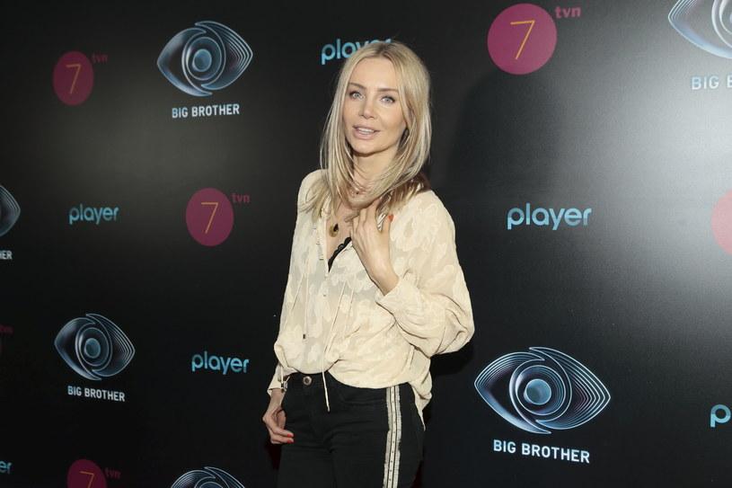 Agnieszka Woźniak-Starak urodziła się 15 kwietnia 1978 roku /East News