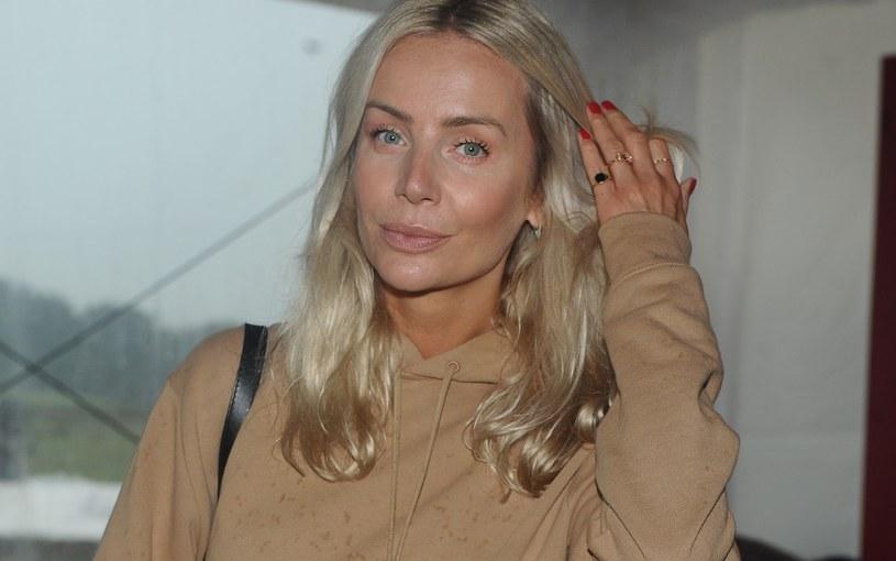 Agnieszka Woźniak-Starak znów jest aktywna w mediach społecznościowych /VIPHOTO /East News