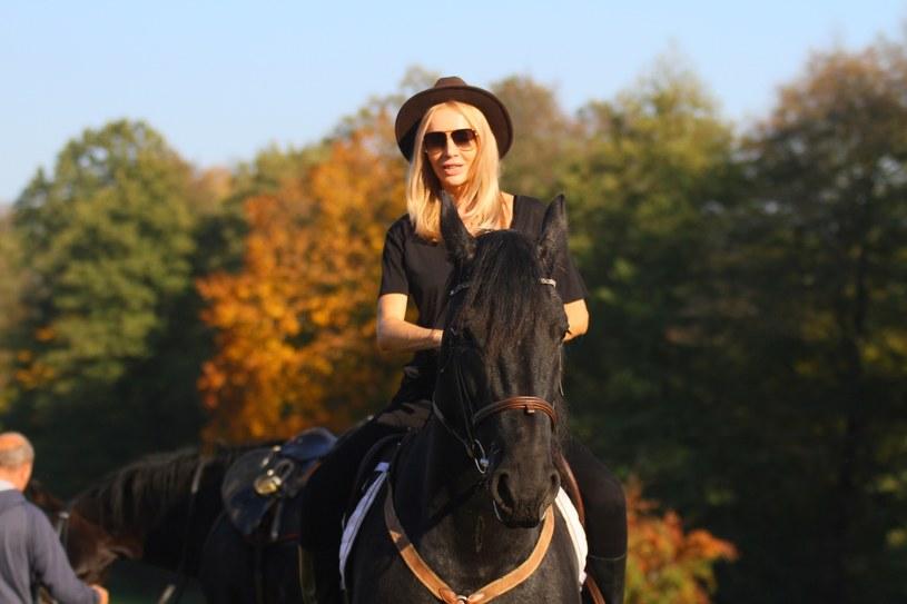 Agnieszka Woźniak-Starak /Paweł Kicowski / SE /East News