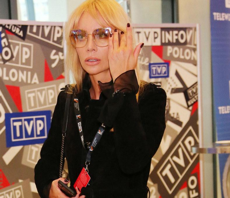 Agnieszka Woźniak-Starak /Piotr Matusiewicz /East News