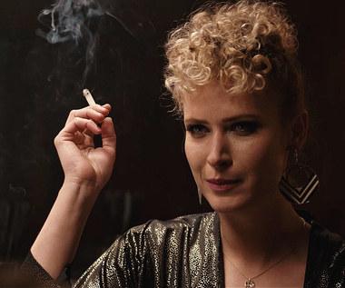 Agnieszka Żulewska w roli prostytutki