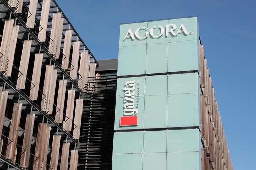 Agora nie zgadza się merytorycznie z decyzją prezesa UOKiK /Piotr Molecki /Agencja SE/East News